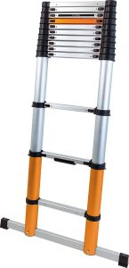 Batavia Giraffe-Air 3.91 Metre Telescopic Ladder EN131-6