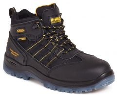 DeWalt Nickel Black Waterproof Safety Boots