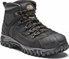 Dickies Medway Boot - Black