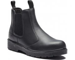 Dickies Contract Dealer Boots - Black