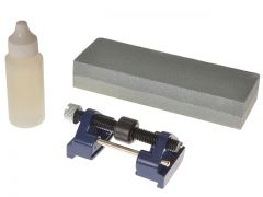Marples Sharpening Stone, Oil & Honing Guide Set
