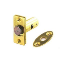 Securit Security Window Bolt Brass