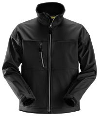 Snickers 1211 Profiling Softshell Jacket Black