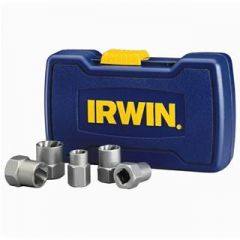 Irwin Bolt Grip 5pc Damaged Bolt Removal Set