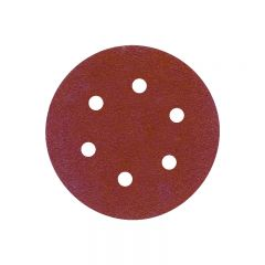 150mm Velcro Backed Sanding Discs