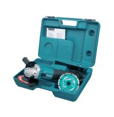 Makita Angle Grinder in Case 110V