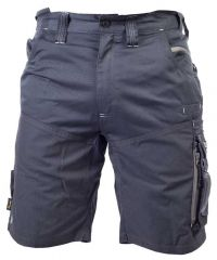 Apache ATS Cargo Shorts Grey/Black