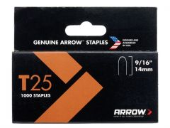 Arrow T25 Cable/Wire Electrical Staples