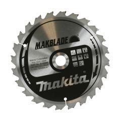 Makita Makblade Circular Saw Blade 216x30mm 48 Tooth