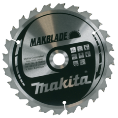 Makita Makblade Circular Saw Blade 260x30mm 32 Tooth