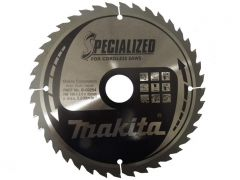 Makita Specialised for Cordless Blade - 190x30mm 40 Tooth