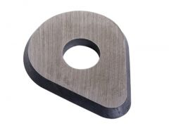 BAH625PEAR 625-PEAR Carbide Edged Scraper Blade