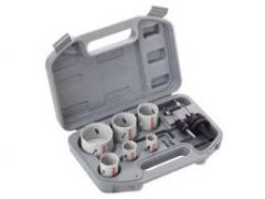 Bosch 2608580804 9-Piece Electricians Holesaw Set