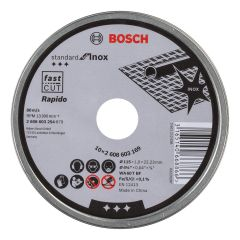 Bosch 1mm Slitting Discs - Tin of 10
