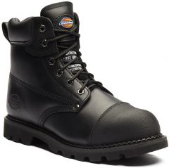 Dickies Crawford Safety Boot Black