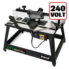 Trend Craft Router Table CRT/MK3 240v