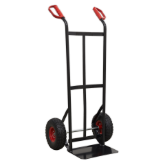 Sealey CST987HD Heavy-Duty Sack Truck with PU Tyres 250kg