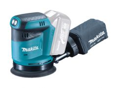 Makita 18v 125mm Random Orbit Sander Body Only