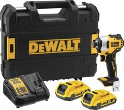 DeWalt DCF809D2T 18v Brushless Impact Driver 2 x 2ah Batteries