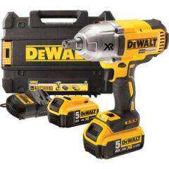 Dewalt DCF899P2 18v 1/2in Brushless High Torque Impact Wrench 2 x 5ah Batteries