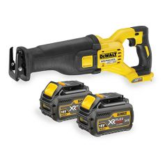 DeWalt 54v FlexVolt Recip Saw 2x6ah