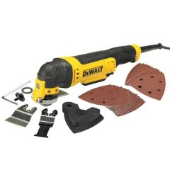 DeWalt Multitool with Bag 240v XMS19DMULT
