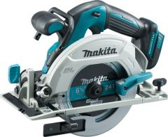 Makita 18v Brushless Circular Saw - body with case