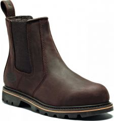 Dickies Fife Safety Dealer Boot Crazyhorse