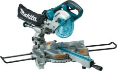 Makita Twin 18v 190mm Slide Compound Mitre Saw - Body Only