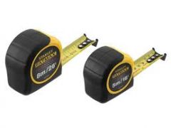 Stanley FMHT81745-0 Fatmax Tape Twin Pack 5m & 8m