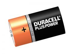 Duracell D Twin Pack Batteries