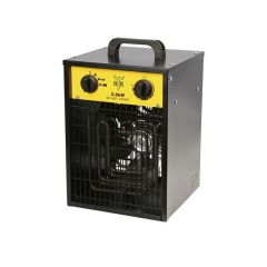 Elite 2.8kW Fan Heater 240v