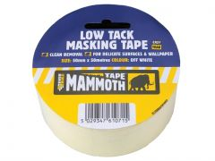 Everbuild Low Tac Masking Tape 25mm 25m