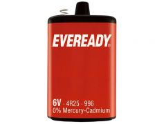 Eveready PJ996 6v Lantern Battery