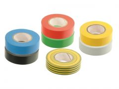 PVC Electrical Insulation Tape 19mm x 20m