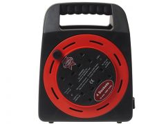 Faithfull 13 Amp Cable Reel 20m