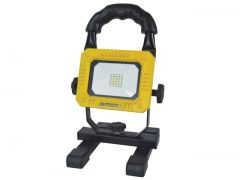 Faithfull FPPSLLEDPOD2 Rechargeable LED Work Light with Magnetic Base