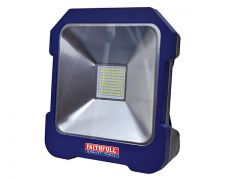 Faithfull LED Task Light 240V with Power Take Off XMS19TL240