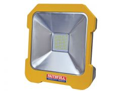 Faithfull LED Task Light 110V with Power Take Off XMS19TL110