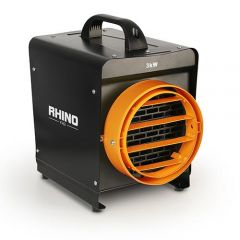 Rhino H02074 FH3 3kW Fan Heater 240v
