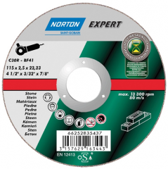 Norton Expert Stone Cut-Off Discs