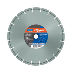 Norton Clipper Pro Universal Laser Diamond Blades