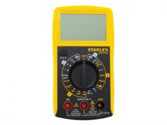 Stanley AC/DC Digital Multimeter
