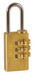 C.K. Kasp 110 Combination Padlocks