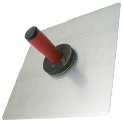 "Marshalltown 13x13"" Aluminium Hawk - Durasoft Handle"