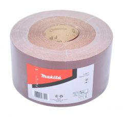 Makita Sanding Roll 120mm x 50m 120 Grit