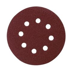 125mm Velcro Backed Sanding Discs