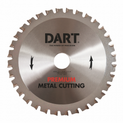 Dart Premium Metal Cutting Blade - 165x20mm 40 Tooth