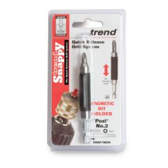 Trend Snappy magnetic drive holder and Pozi