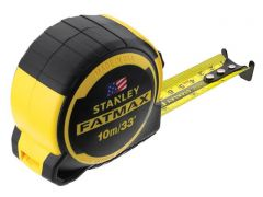 Stanley Fatmax 10m Next Generation Tape